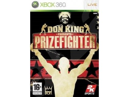 X360 Don King Presents Prizefighter