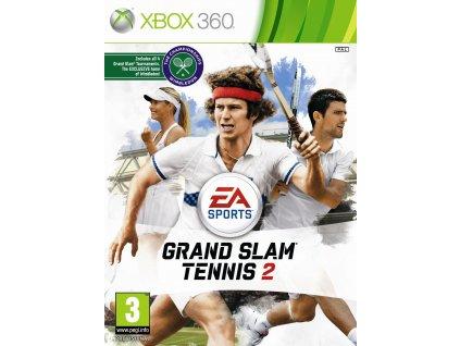 X360 Grand Slam Tennis 2