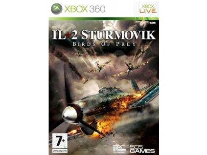X360 IL-2 Sturmovik Birds of Prey