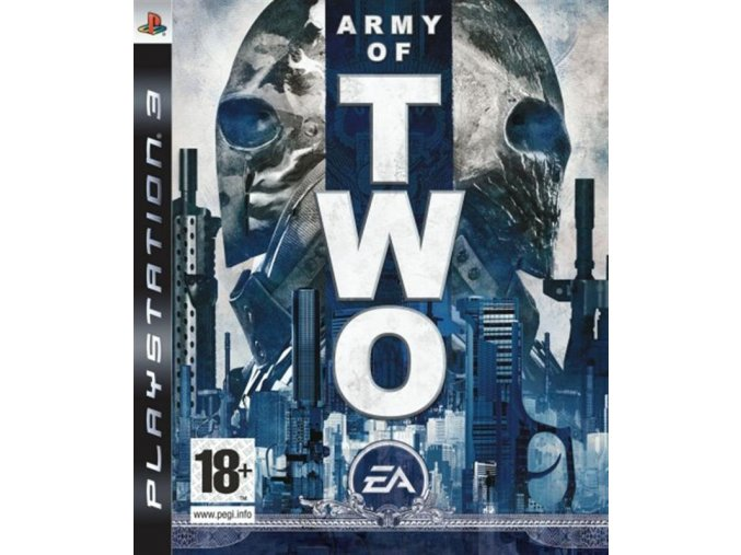 army of two ps3 cz