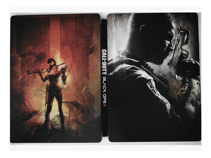 PS3 Call Of Duty Black Ops 2 Steelbook