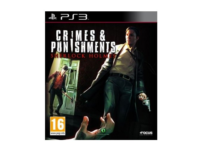 sherlock holmes crimes and punishments ps3