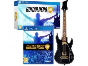 guitar hero live kytara ps4