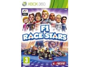 f1 race stars xbox360 boxart