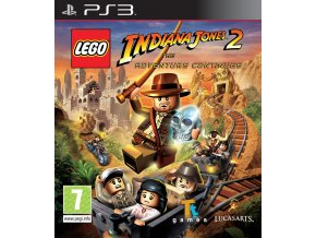lego indian jones 2 ps3 ok