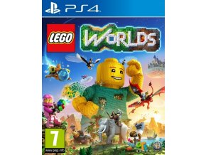 PS4 Lego Worlds - jen hra