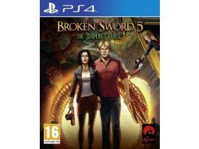 broken sword 5 the serpents curse ps4