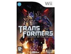 Transformers Revenge Of The Fallen [MULTI5] (Poster)md