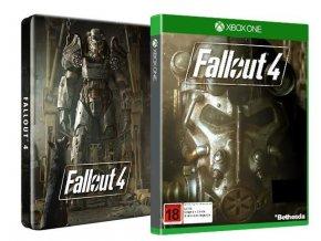 XONE Fallout 4 Steelbook