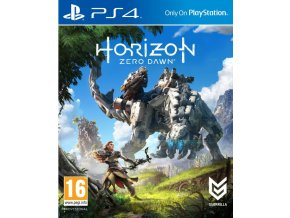 PS4 Horizon Zero Dawn Nové