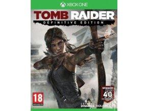 tomb raider definitive edition xone