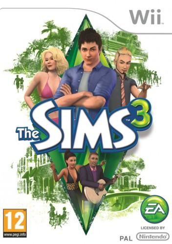 Wii The Sims 3