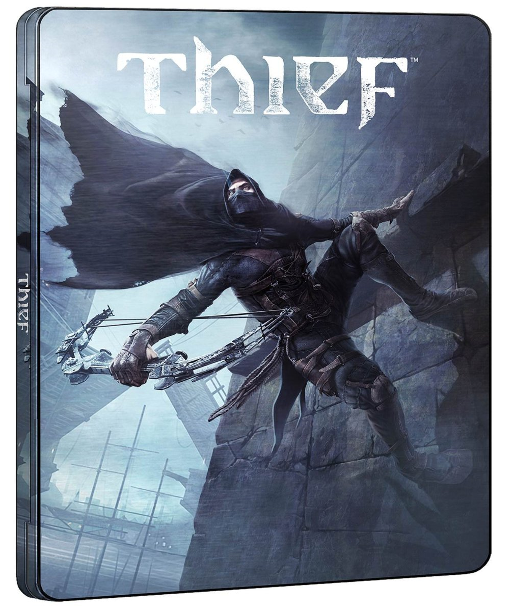 XONE Thief Limited Edition Steelbook