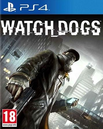 PS4 Watch Dogs CZ