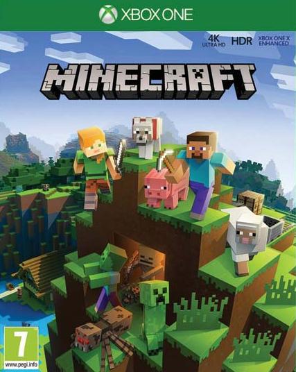 XONE Minecraft CZ Nové