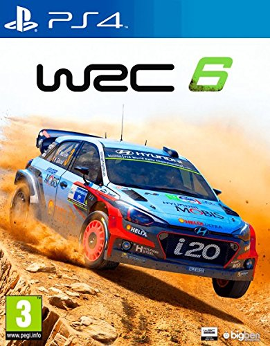 PS4 WRC 6 Nové