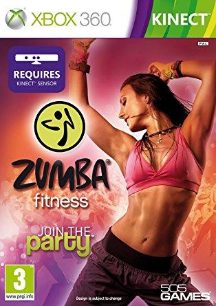 X360 Zumba Fitness