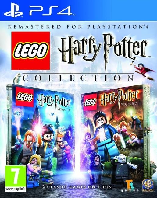 PS4 Lego Harry Potter Collection Nové