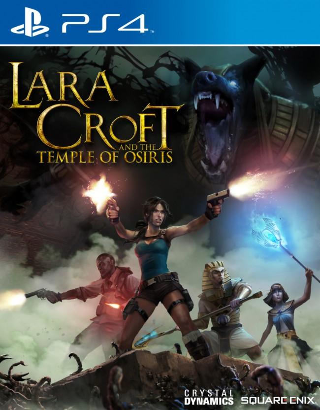 PS4 Lara Croft and the Temple of Osiris Nové