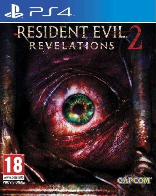 PS4 Resident Evil Revelations 2 Nové