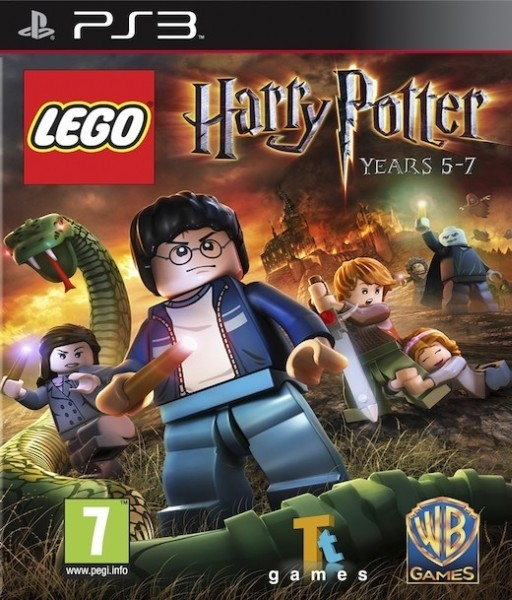 PS3 LEGO Harry Potter Years 5-7