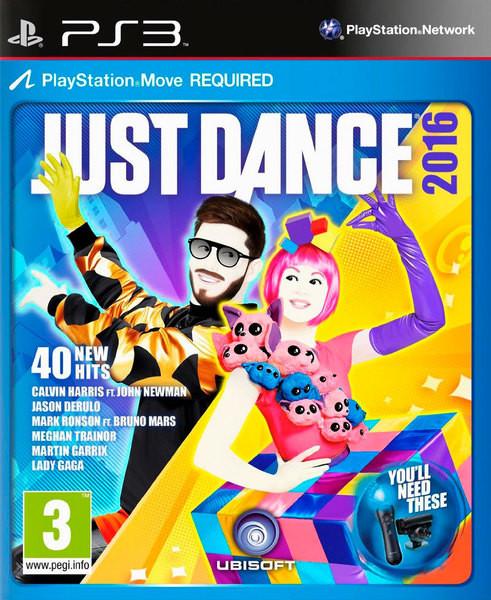 PS3 Just Dance 2016 Nové