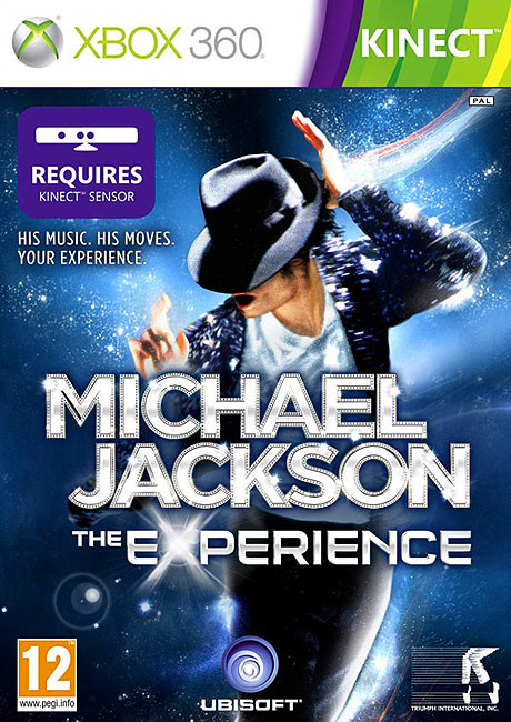 X360 Michael Jackson The Experience Nové