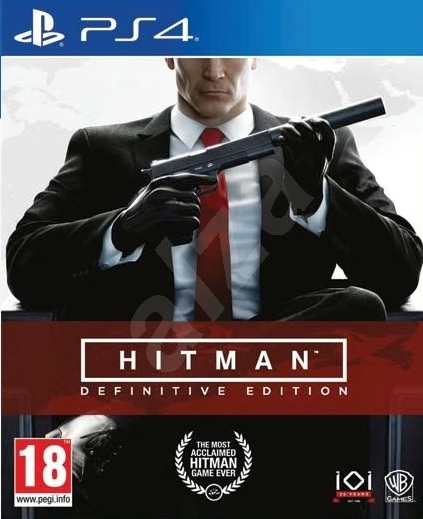 PS4 Hitman Definitive Edition Nové