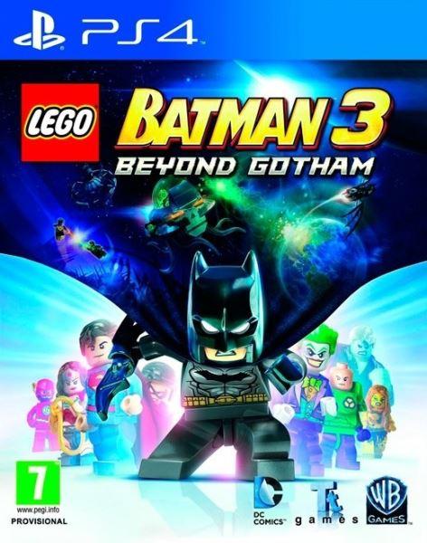 PS4 Lego Batman 3 Beyond Gotham Nové
