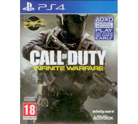 PS4 Call of Duty Infinite Warfare Nové