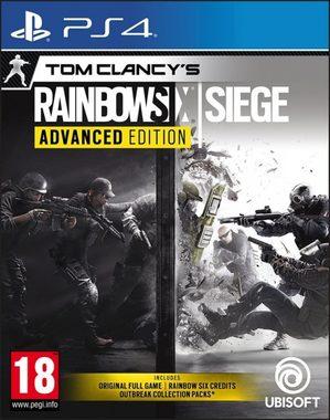 PS4 Tom Clancys Rainbow Six Siege Advanced Edition CZ Nové