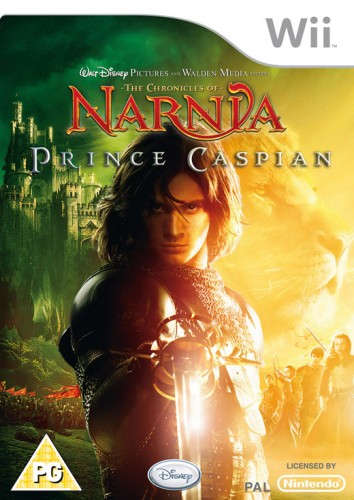 Wii The Chronicles of Narnia Prince Caspian