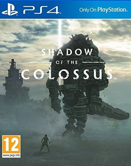 PS4 Shadow of the Colossus Nové