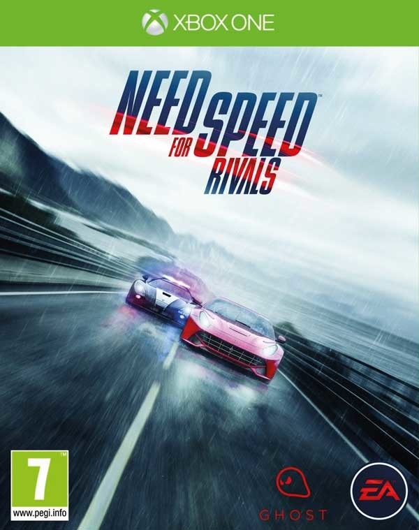 XONE Need for Speed Rivals Nové