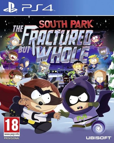 PS4 South Park The Fractured But Whole Nové