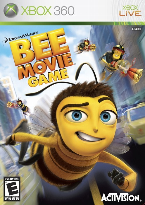 X360 Bee Movie Game