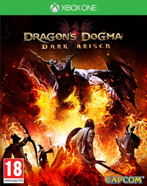 XONE Dragons Dogma Dark Arisen