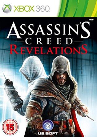 X360 Assassins Creed Revelations