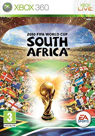 X360 2010 FIFA World Cup South Africa