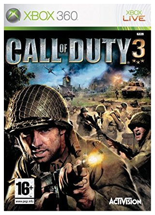 X360 Call of Duty 3