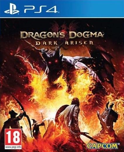 PS4 Dragons Dogma Dark Arisen HD