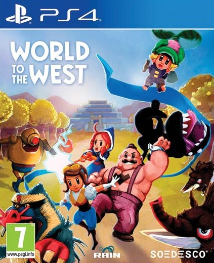 PS4 World to the West Nové