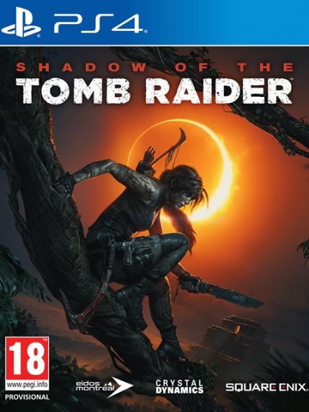 PS4 Shadow of the Tomb Raider Nové