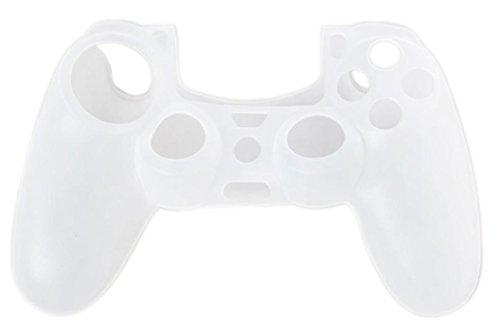 PS4 silikonový obal na ovladač transparentní Nové