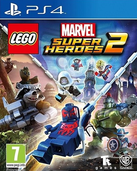 PS4 Lego Marvel Super Heroes 2 Nové