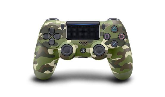 PS4 Sony DualShock 4 Green Cammo V2 Nové