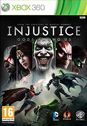X360 Injustice Gods Among Us