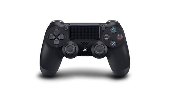 PS4 Sony DualShock 4 Black V2 N