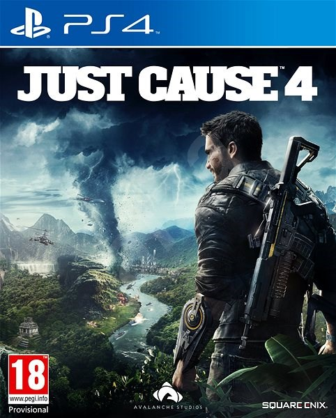PS4 Just Cause 4 Nové