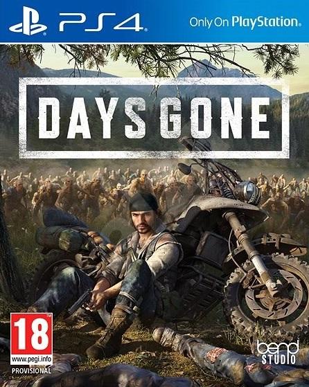 PS4 Days Gone CZ Nové